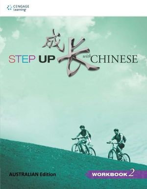 Step Up with Chinese Workbook 2 (Australian Edition)