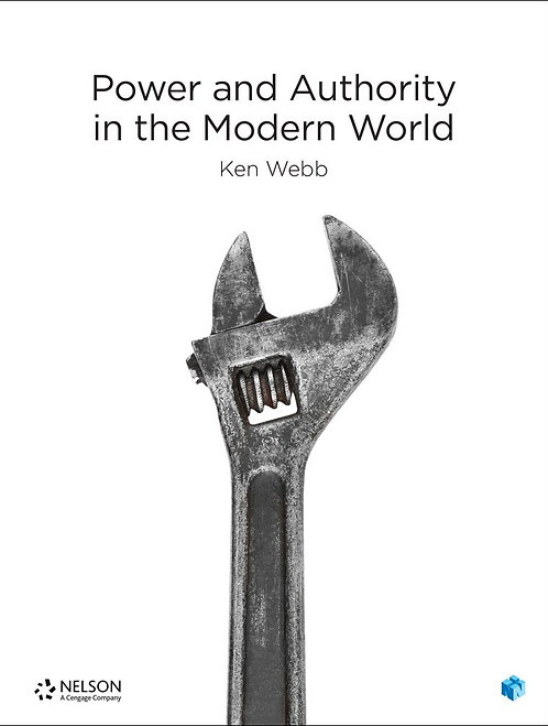 Nelson Power & Authority in the Modern World (PRINT + DIGITAL)