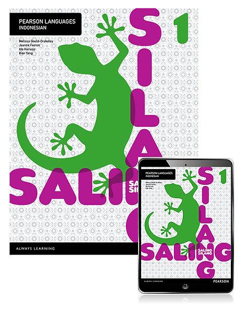 Saling Silang 1 Student Book with Reader+ (PRINT + DIGITAL)