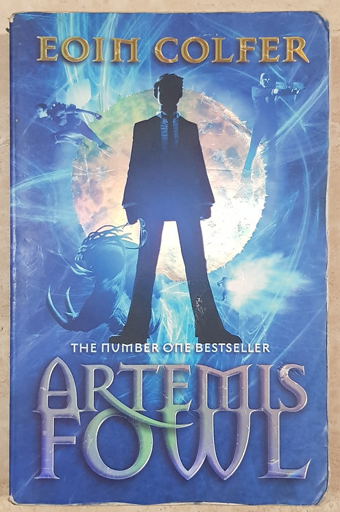 Artemis Fowl (SECOND HAND)