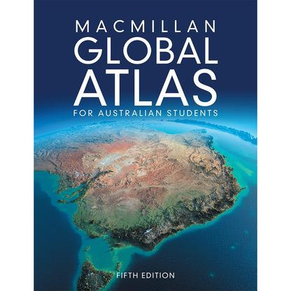 Macmillan Global Atlas For Australian Students 5E PRINT + DIGITAL