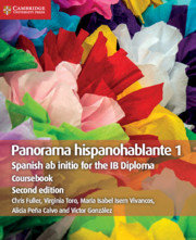 Panorama Hispanohablante 1 Coursebook 2E