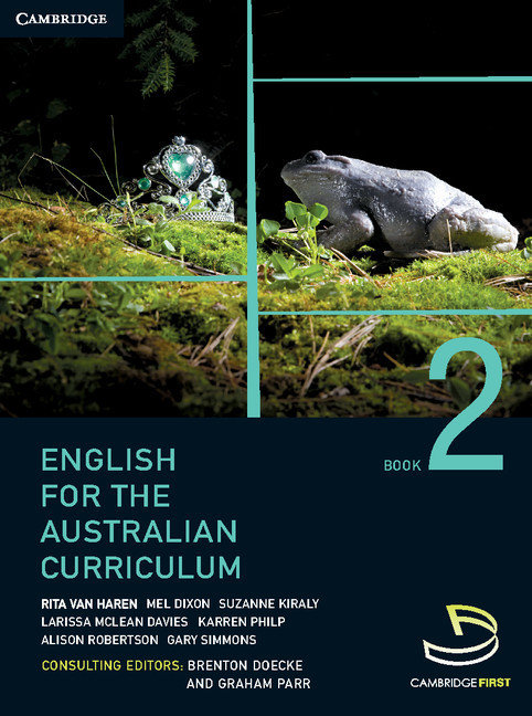English for the Australian Curriculum Book 2 (PRINT)