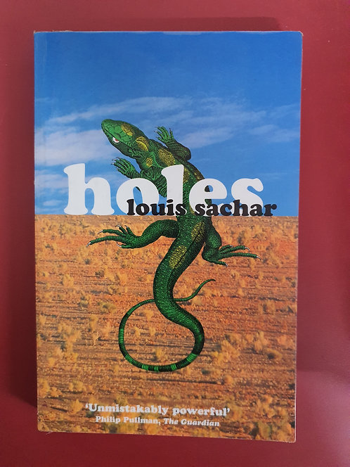 Holes (SECOND HAND)