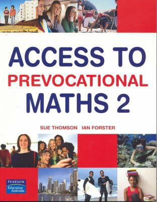 Access to Prevocational Maths 2 2E