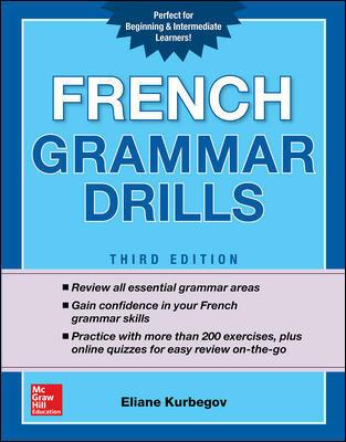 French Grammar Drills 3E