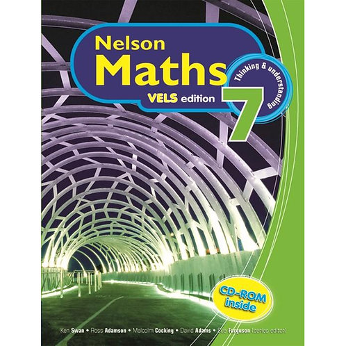 Nelson Maths 7 VELS Edition : Thinking and Understanding