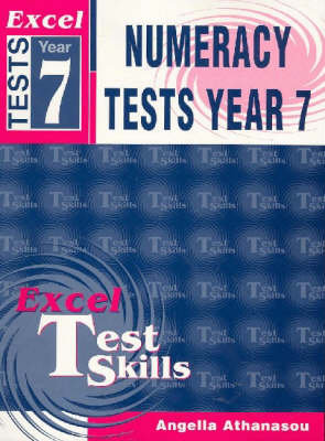 Excel Test Skills: Numeracy Tests Year 7
