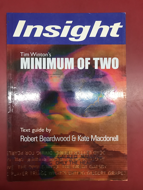 Insight: Minimum of Two (SECOND HAND)