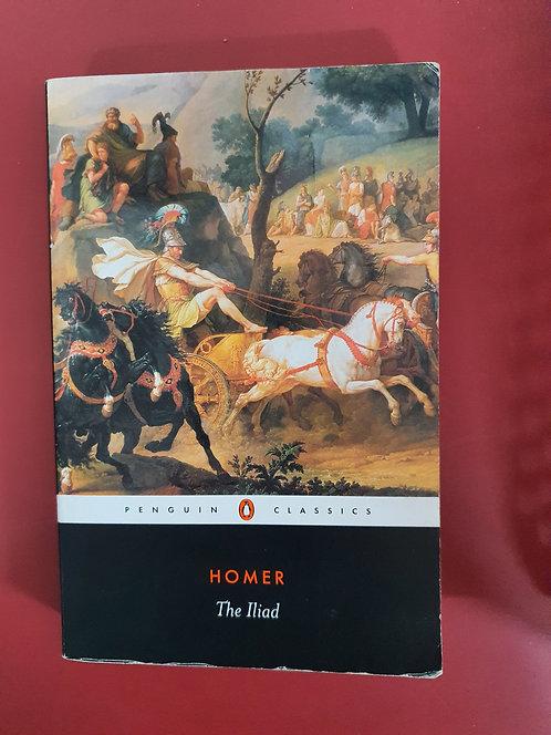 The Iliad (SECOND HAND)