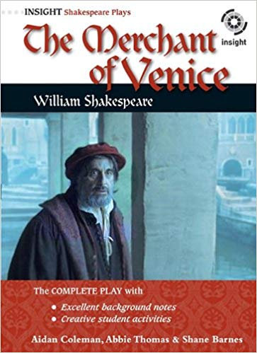 Insight Shakespeare Series The Merchant of Venic