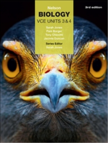 Nelson Biology VCE Units 3&4 3E (PRINT + DIGITAL)