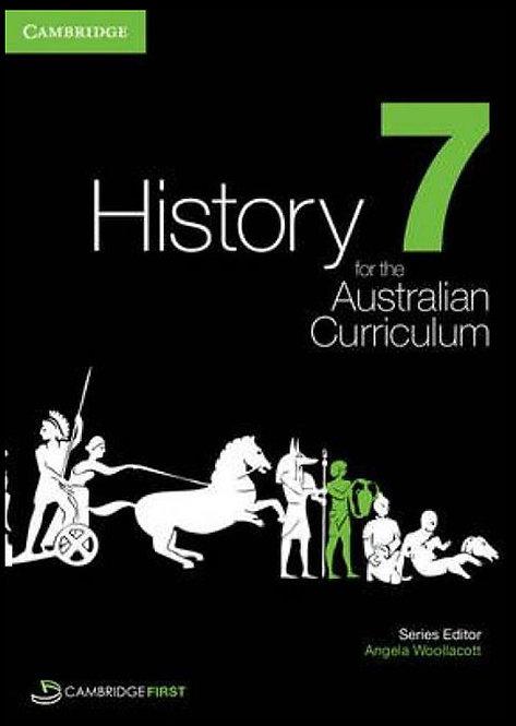 History for the Australian Curriculum Year 7 (PRINT + DIGITAL)