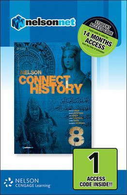 Nelson Connect with History Year 8 Australian Curriculum 1 Access Code (DIGITAL)