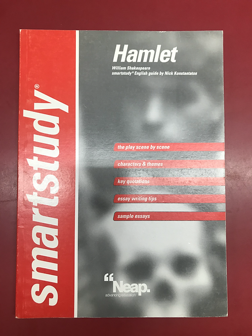 NEAP Smartstudy: Hamlet (SECOND HAND)