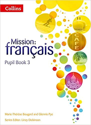 Collins Mission: Francais Pupil Book 3