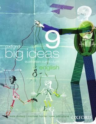 Oxford Big Ideas English 9Australian Curriculum Student Book