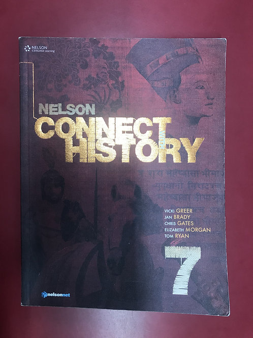 Nelson Connect with History for the Australian Curriculum Year 7 (SECON