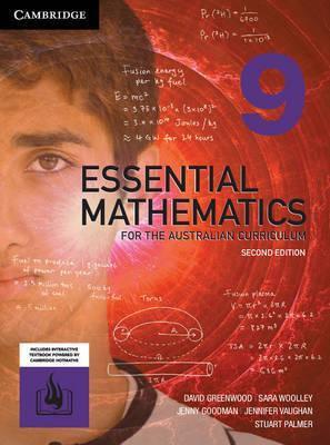 Essential Mathematics for the Australian Curriculum 9 2E (PRINT + DIGITAL)