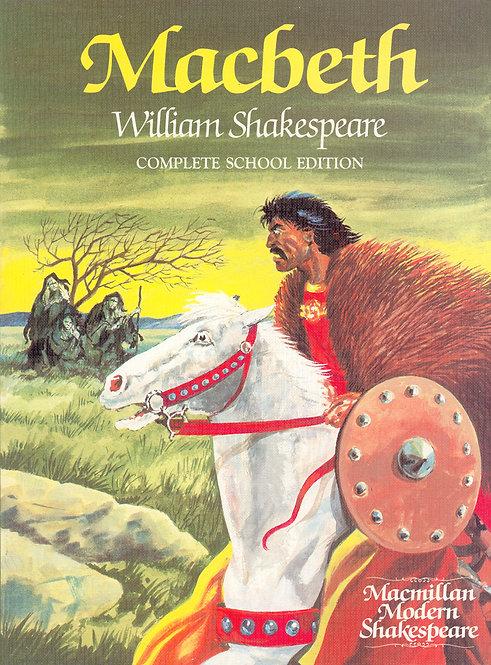 Macmillan Modern Shakespeare Series Macbeth