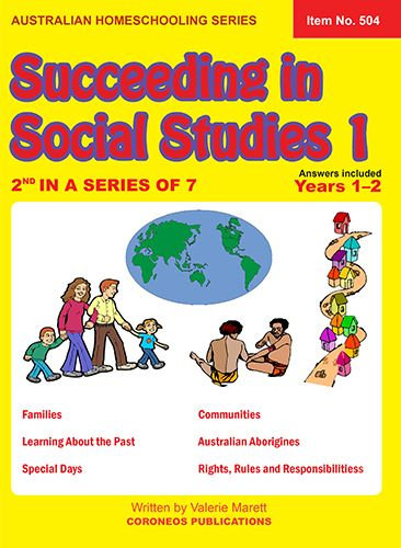 Succeeding in Social Studies Year 1 (Title No. 504)