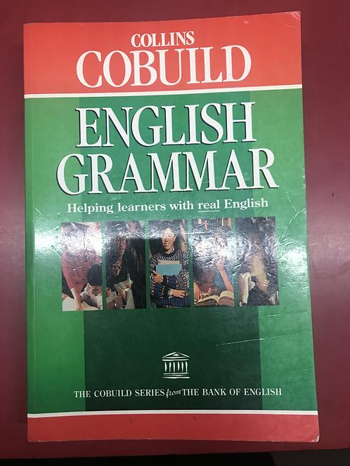 Collins Cobuild English Grammar (SECOND HAND)
