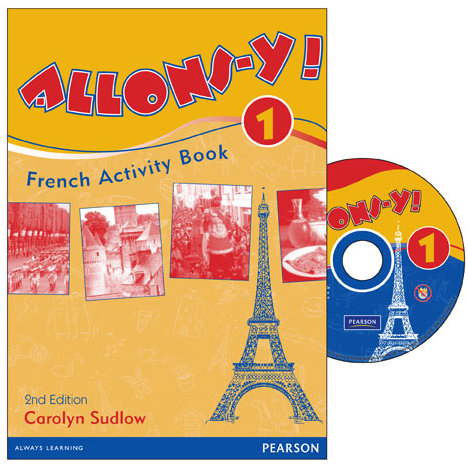 Allons-y! 1 Activity Book Pack 2E