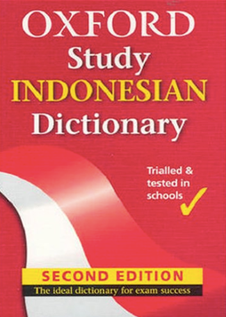 Oxford Study Indonesian Dictionary 2E