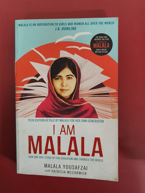 I am Malala: How One Girl Stood Up for Education