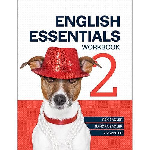English Essentials Workbook 2