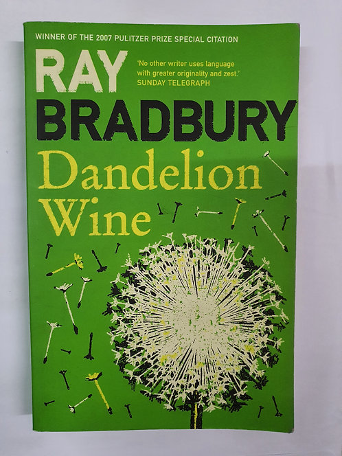 Dandelion Wine (SECOND HAND)