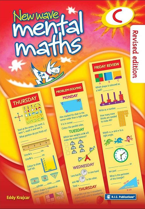 New Wave Mental Maths Workbook - Book C