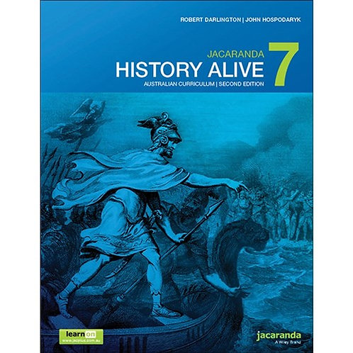 Humanities Alive 7 2E AC Print + LearnON Pack (PRINT + DIGITAL)