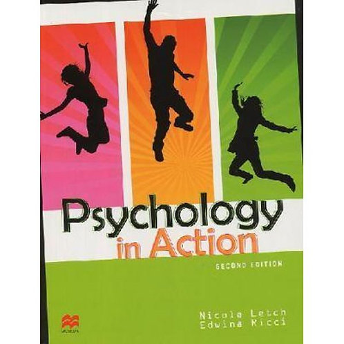 Psychology in Action 2E