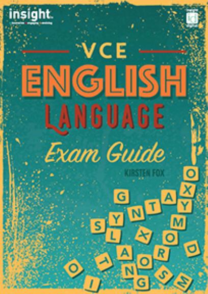 English Language Exam Guide 3E (PRINT)