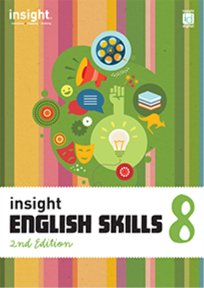 Insight English Skills 8 2E (DIGITAL)