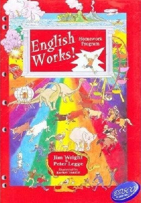 English Works! Homework Program Student Book