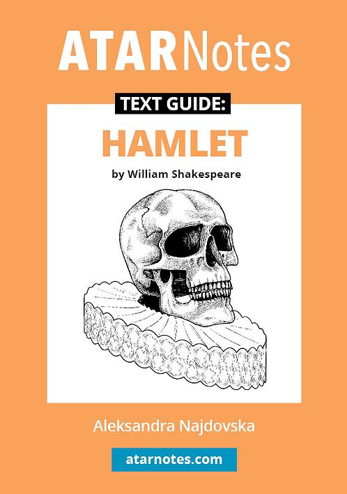 ATARNotes Text Guide : Hamlet