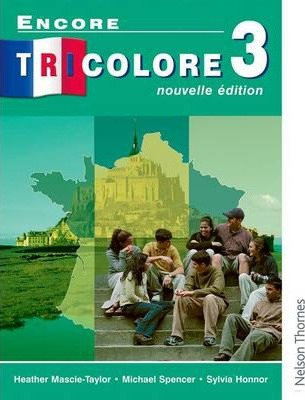 Encore Tricolore Nouvelle 3 Student Book 2E
