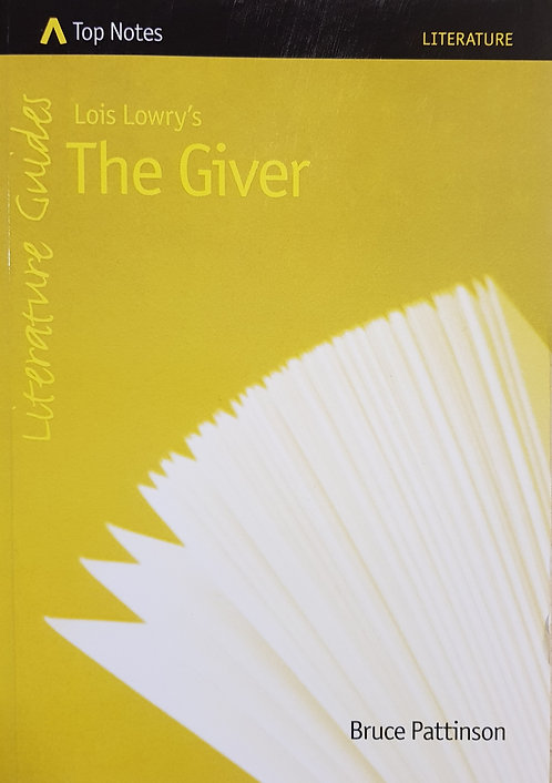 Top Notes: The Giver