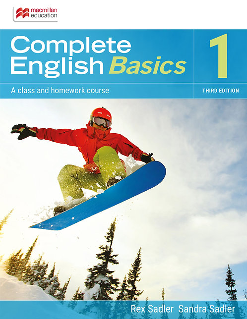 Complete English Basics 1 3E (DIGITAL)
