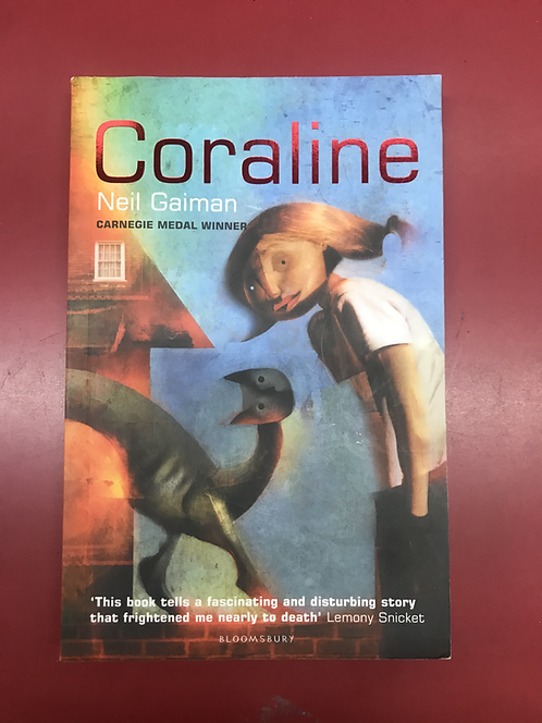 Coraline (SECOND HAND)