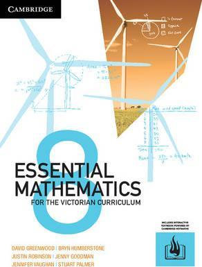 Essential Mathematics for the Victorian Curriculum Year 8 (PRINT+ DIGITAL)