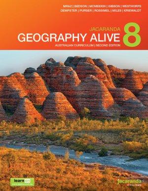Jacaranda Geography Alive 8 Australian 2E LearnON & Print + Jacarand