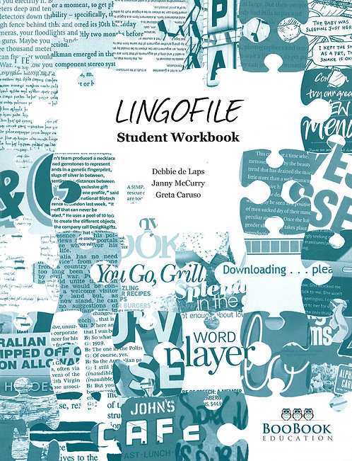 Lingofile Student Workbook Units 3&4