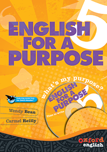 English for a Purpose 5