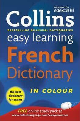 Collins Easy Learning French Dictionary 5E