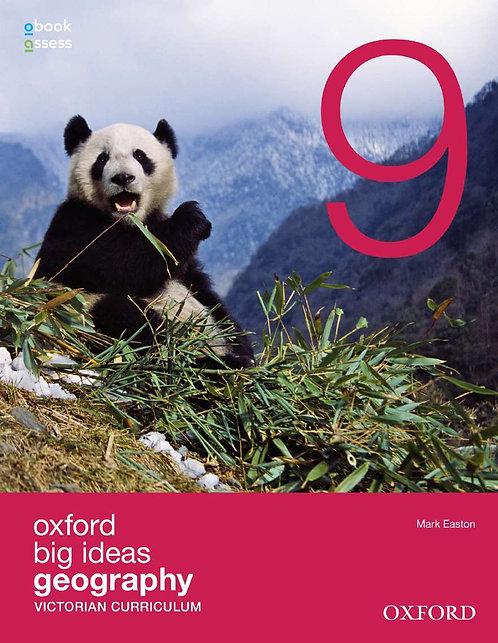 Oxford Big Ideas Geography 9 Victorian Curriculum (PRINT + DIGITAL)