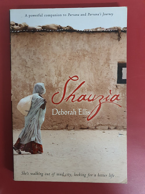 Shauzia (SECOND HAND)