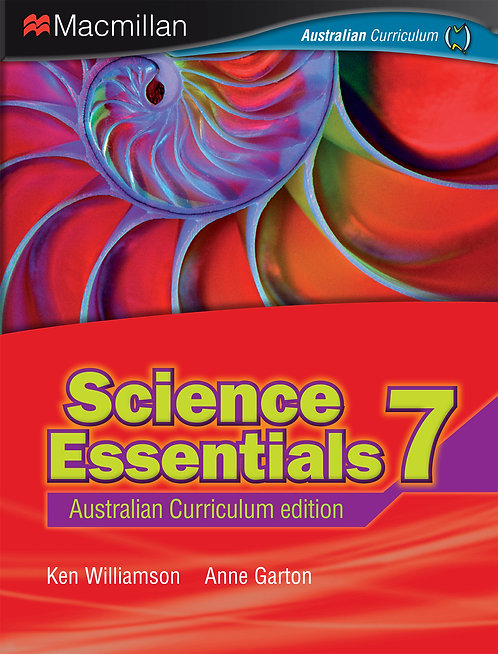 Macmillan Science Essentials 7 Australian Curriculum Student Book + eBook